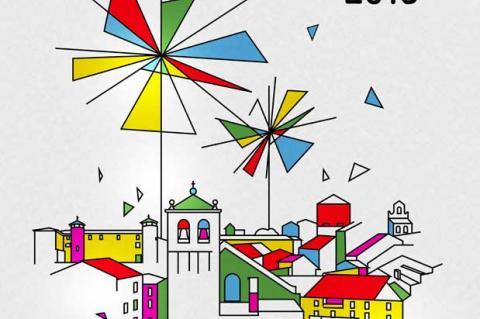 Cartel Fiestas y Ferias de Béjar 2018