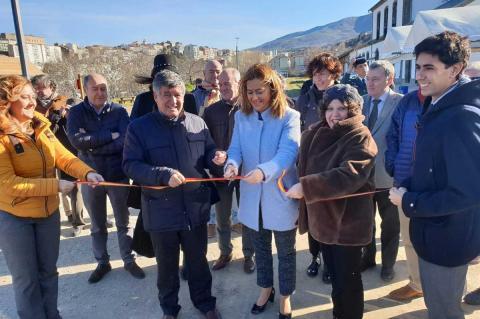 Inauguración Via Verde