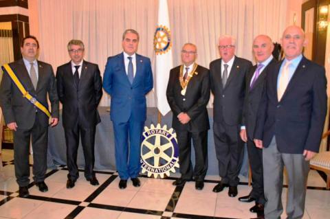Junta directiva Rotary Club Béjar