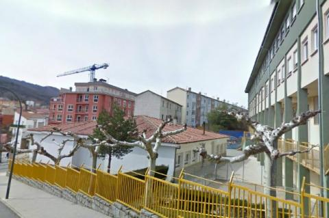 Edificio del CEIP Marqués de Valero