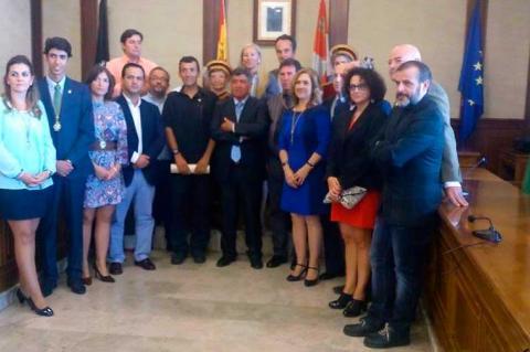 Archivo Medalla de oro de la ciudad Bejarano Ilustre