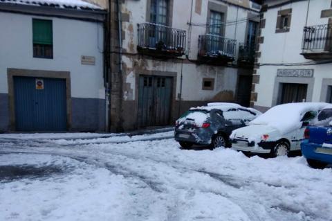 Previsiones de nevadas en Salamanca