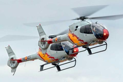Eurocopter EC120 Colibri de la @PatrullaAspa
