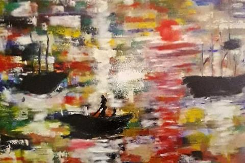 Pintura de Pilar Salinas