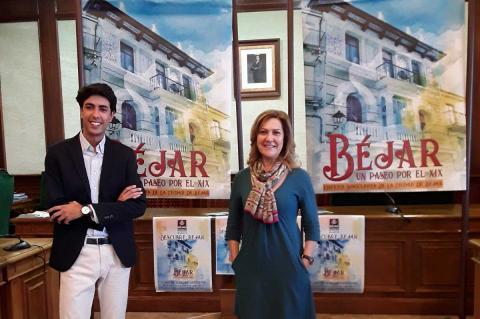 Ángel Orgaz y Purificación Pozo presentan el proyecto Edificios Singulares