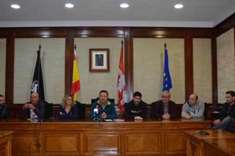 Presentación de las Escuelas Deportivas en el Ayuntamiento