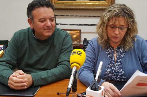 Presentación de la Media Maratón Ciudad de Béjar