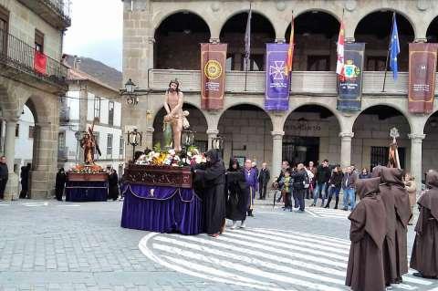 Procesión del Santo Entierro, Béjar
