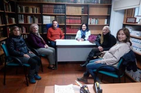 Reunión actividades contra el Cáncer