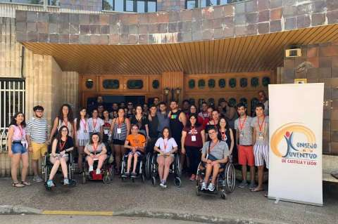 Reunión Comunidad Joven en Miranda de Ebro