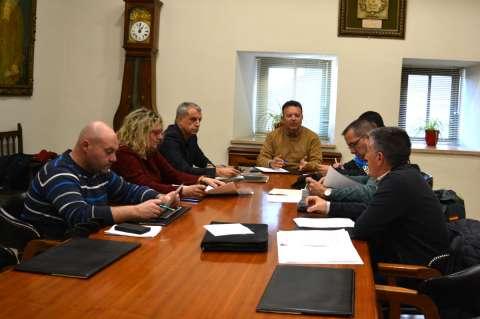 Reunión de coordinación Media Maratón Ciudad de Béjar