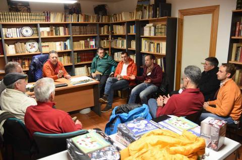 Reunión preparatoria de la Ruta Vetona