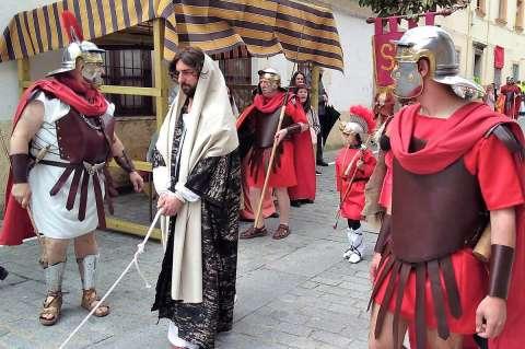 Jesús ataco por las calles