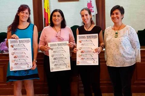 Presentación Talleres Municipales