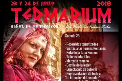 Cartel promocional Termarium