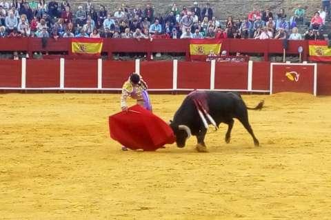 Corrida de toros celebrada en Béjar el pasado 8 de septiembre de 2018