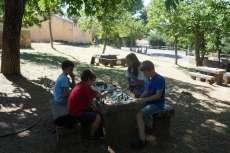 Torneo de Ajedrez en el Castañar de Béjar