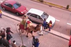 Cabalgata de los Reyes Magos en Béjar