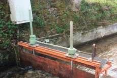 Canal de derivación Museo Textil de Béjar