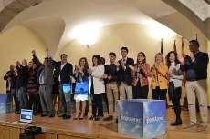Candidatura del PP a las elecciones municipales 2019