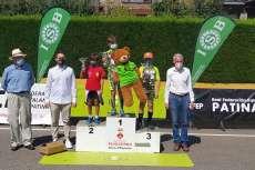 Carlos, 2ºCampeonatos Alpino en Linea club La Covatilla