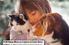 Cartel de la festividad de San Antón