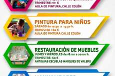 Cartel Talleres Municipales