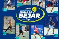 Cartel XVIII  Open de Tenis Ciudad de Béjar