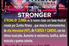 Cartel strong by fitness