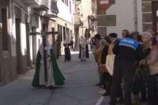 Domingo de Ramos  Procesión de la Borriquilla en Béjar