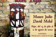 Cartel exposición Casas de Sefarad