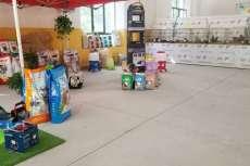 Feria agropecuaria en el Recinto Ferial