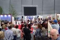 Feria de Guarda con la participación de Béjar
