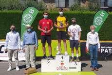 Héctor, 2ºCampeonatos Alpino en Linea club La Covatilla