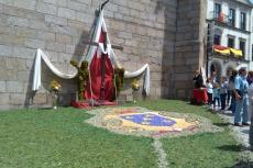 Altar junto al Abside de San Gil
