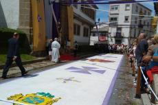 Alfombra de Sal en San Juan