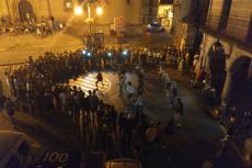 Noche en Blanco Llegada a la Plaza Mayor