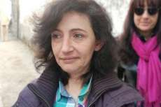 Isabel López , Candidata por Izquierda Unida