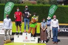 Jaime, 2ºCampeonatos Alpino en Linea club La Covatilla