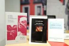 Libro de Yolanda a Izard junto a los de otros finalistas