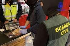 Varios guardia civiles