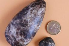 Piedras del rayo salmantinas que forma parte de la exposición Imaginarios