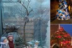 Trabajos premiados en concursos navideños