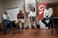 Acto de campaña de Ciudadanos