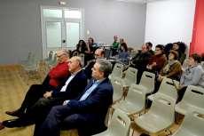 Publico asistente a la Presentación de la revista XXII del CEB. Fotografía  Enrique Ramón García Periáñez
