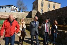 Vista del presidente de la Diputación de Salamanca