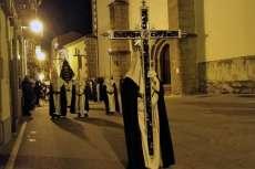 Inicio de la procesión del Jesús Resucitado