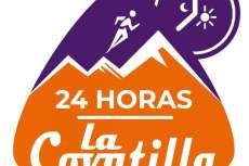 Logotipo Carrera 24 horas en La Covatilla