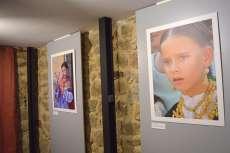 Exposición de Rosa Gómez en San Martín del Castañar