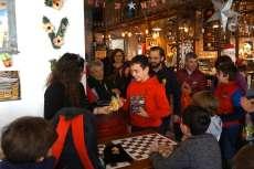 III Torneo de ajedrez El Murallón de Béjar